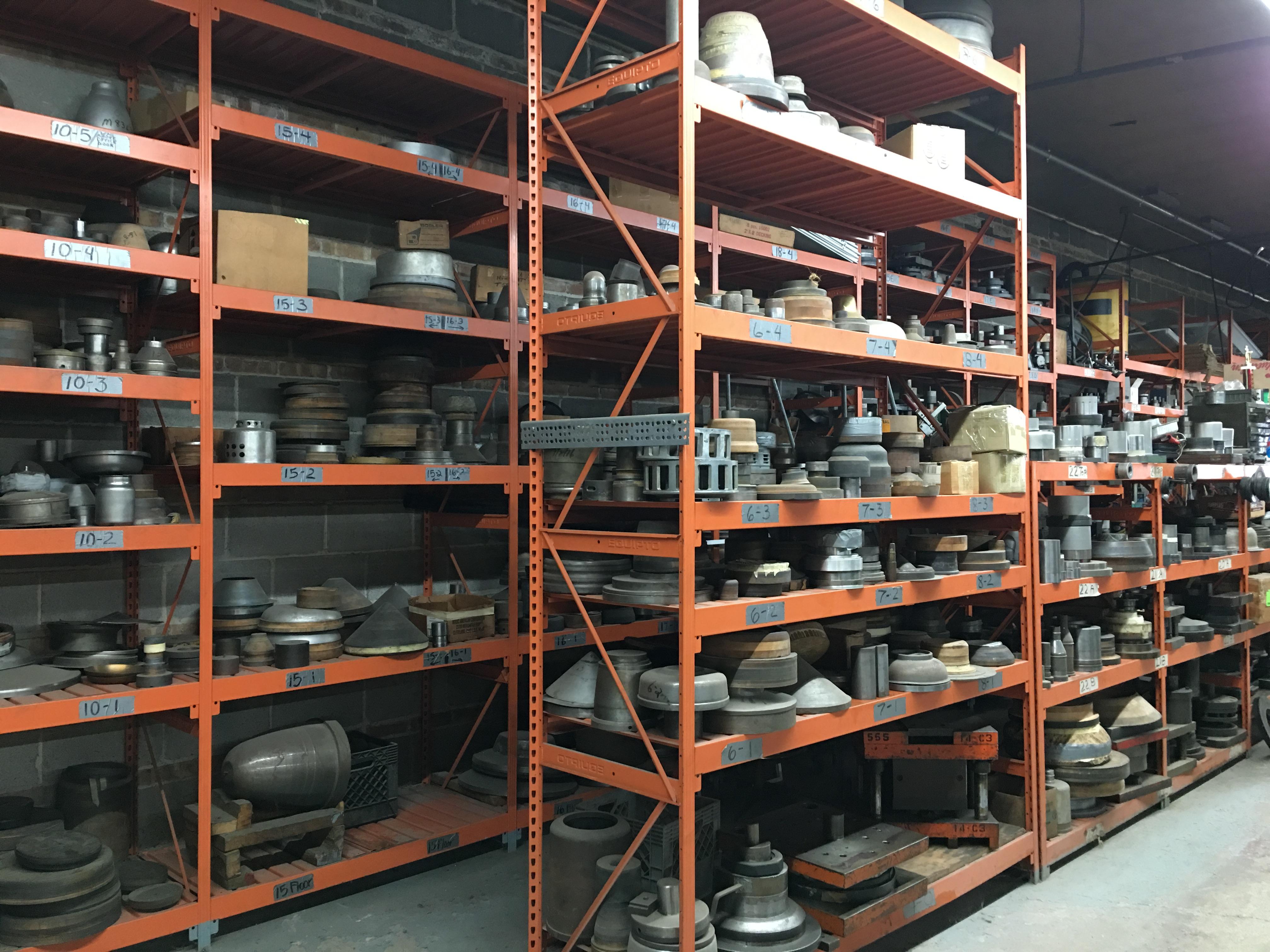 Stuecklen Manufacturing Warehouse 1