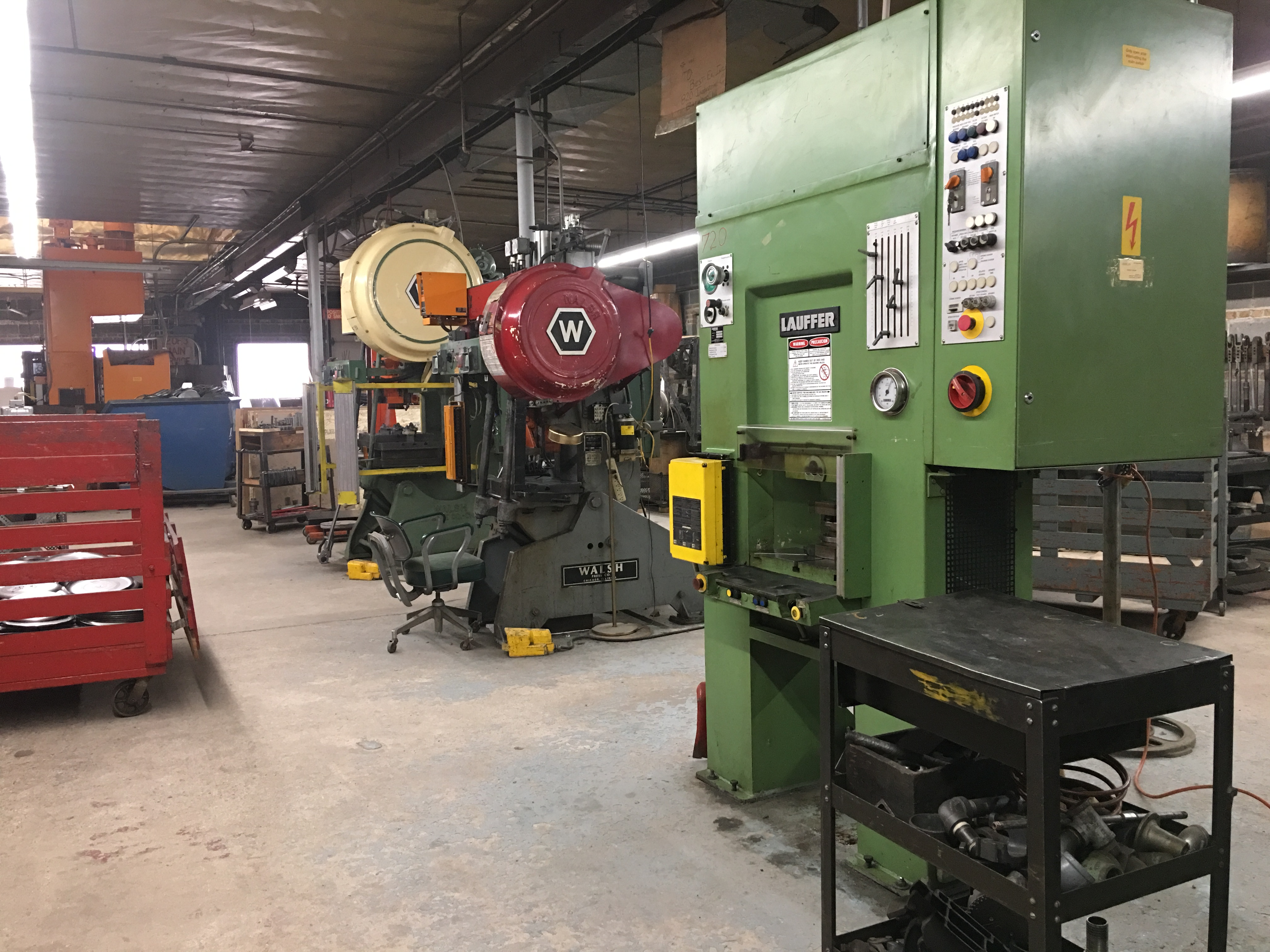 Stuecklen Manufacturing Warehouse 2