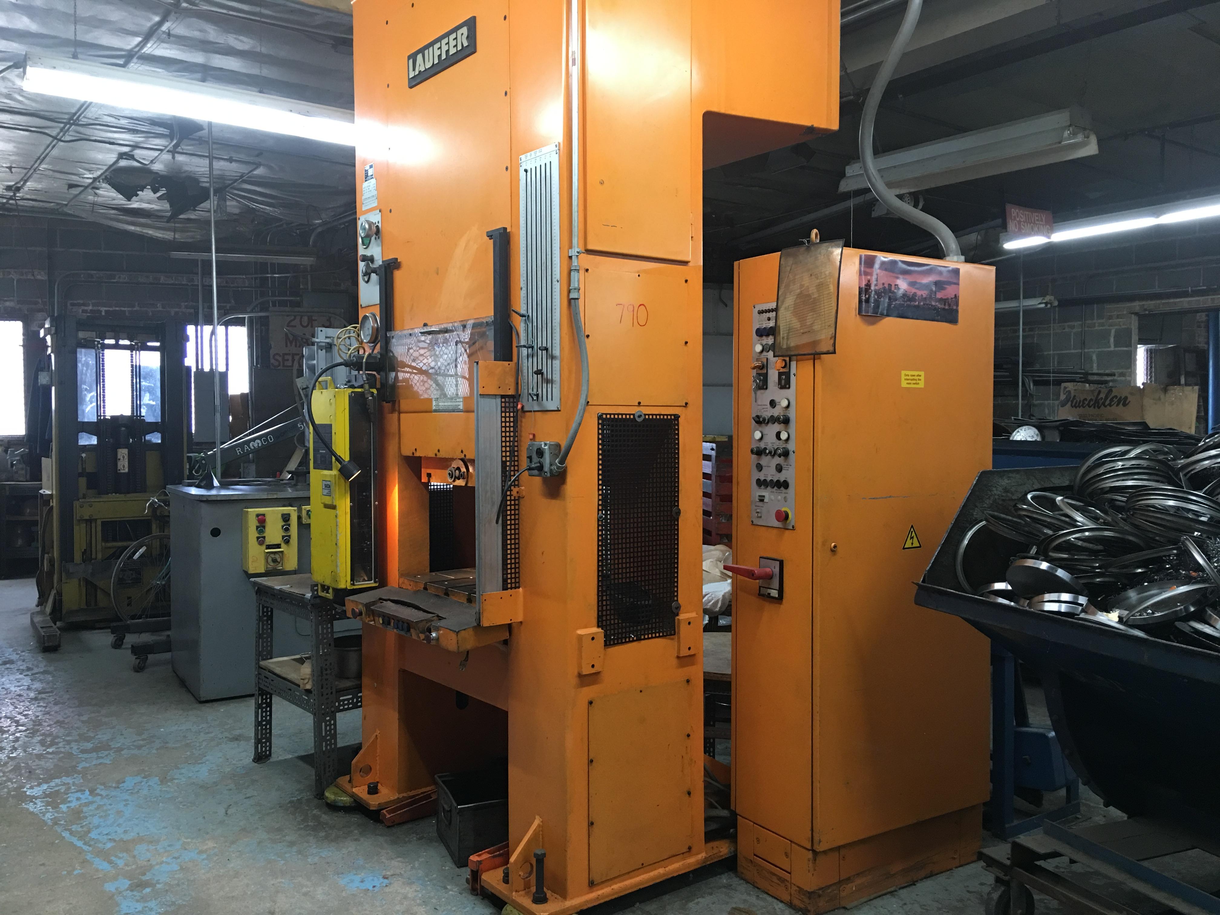Stuecklen Manufacturing Warehouse 3