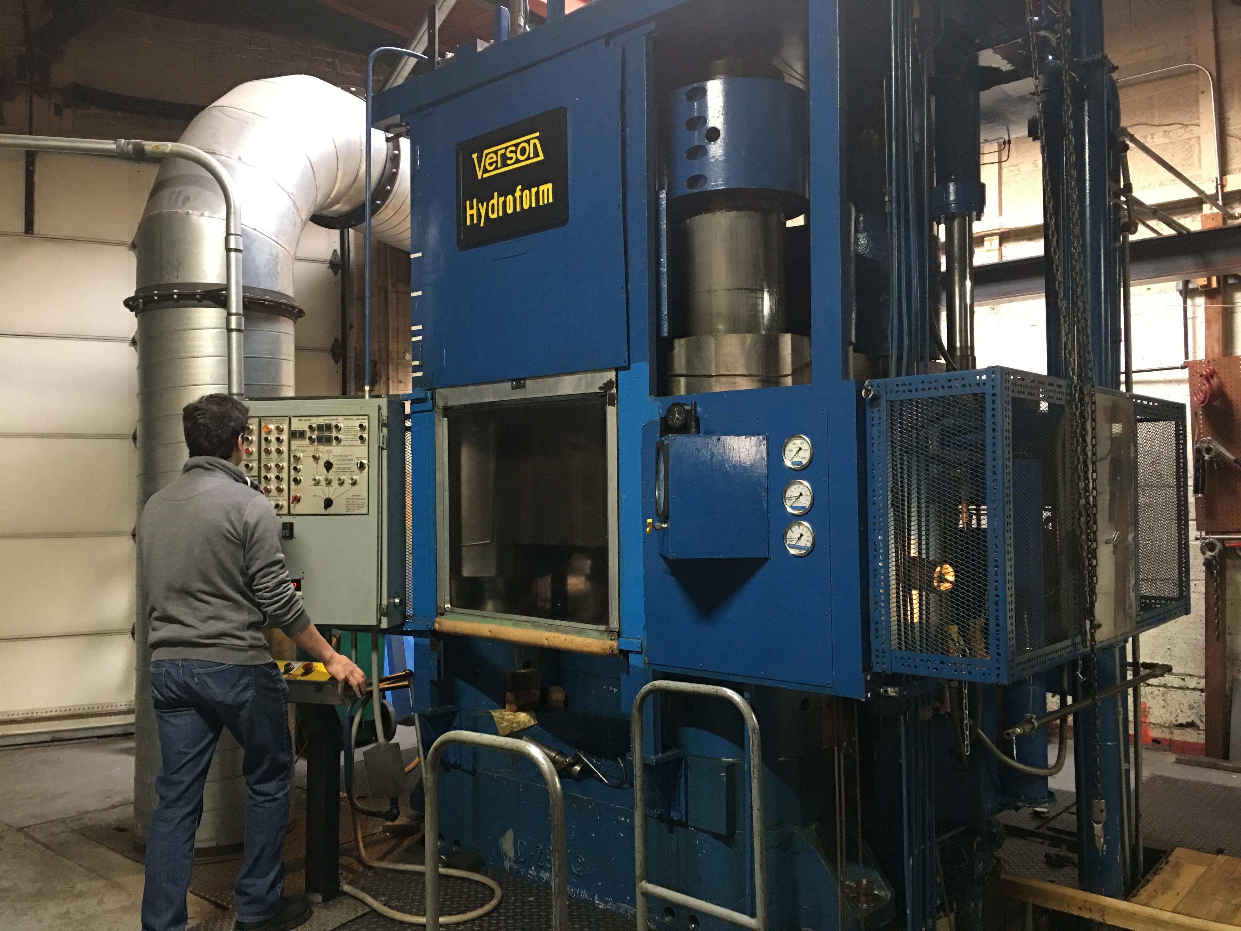 Stuecklen Manufacturing Warehouse 4
