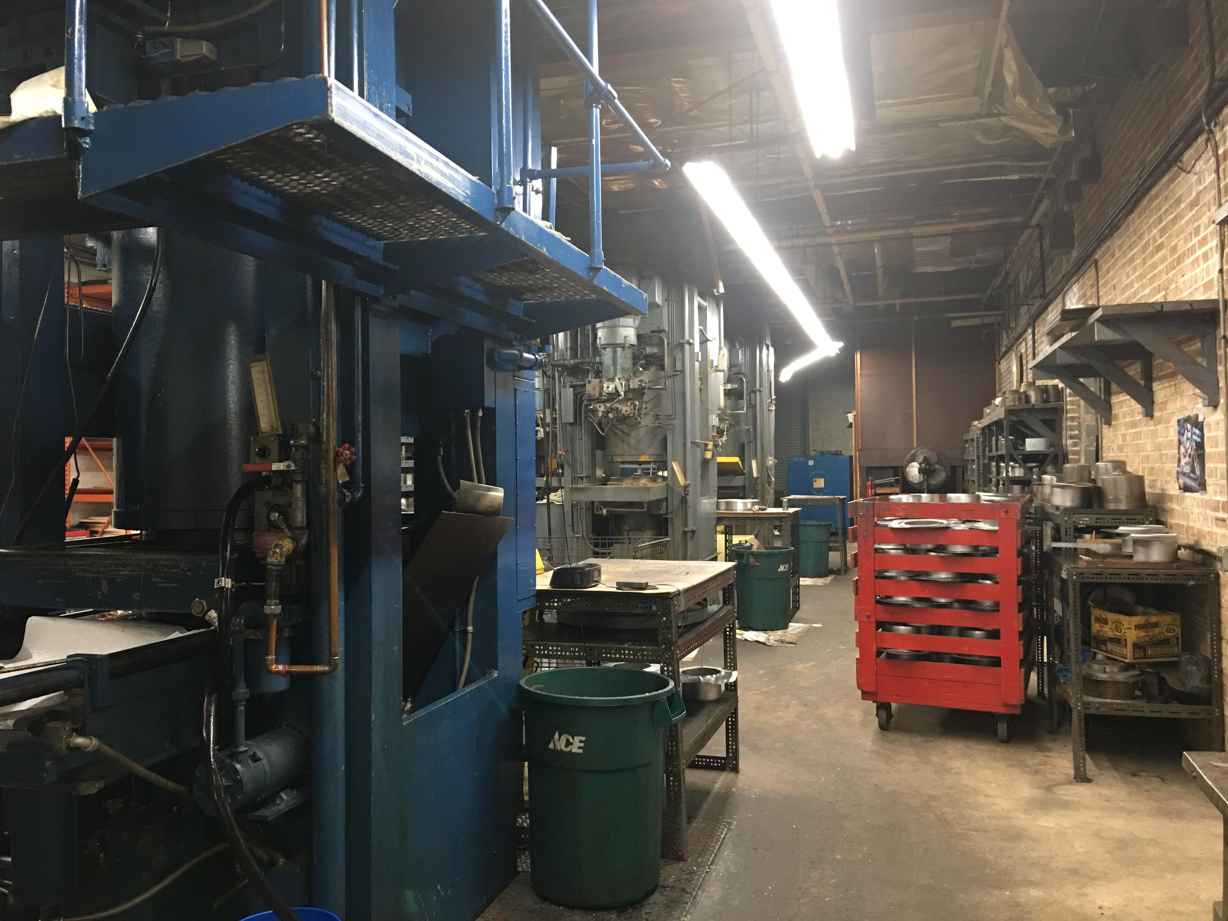 Stuecklen Manufacturing Warehouse 5